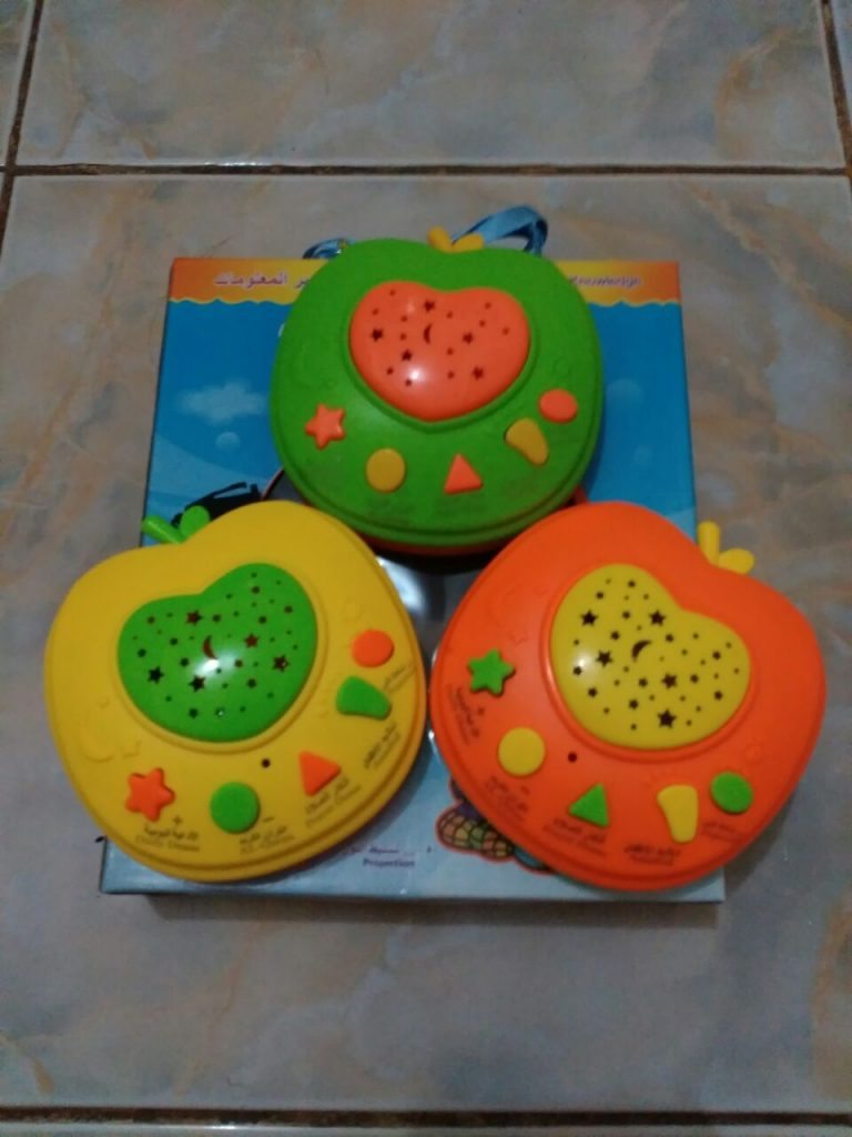 jual Apple learning quran